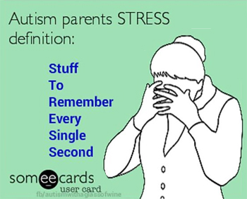STRESS: The 20 Things I Need to Remember Every Single Second for my Child With Special Needs